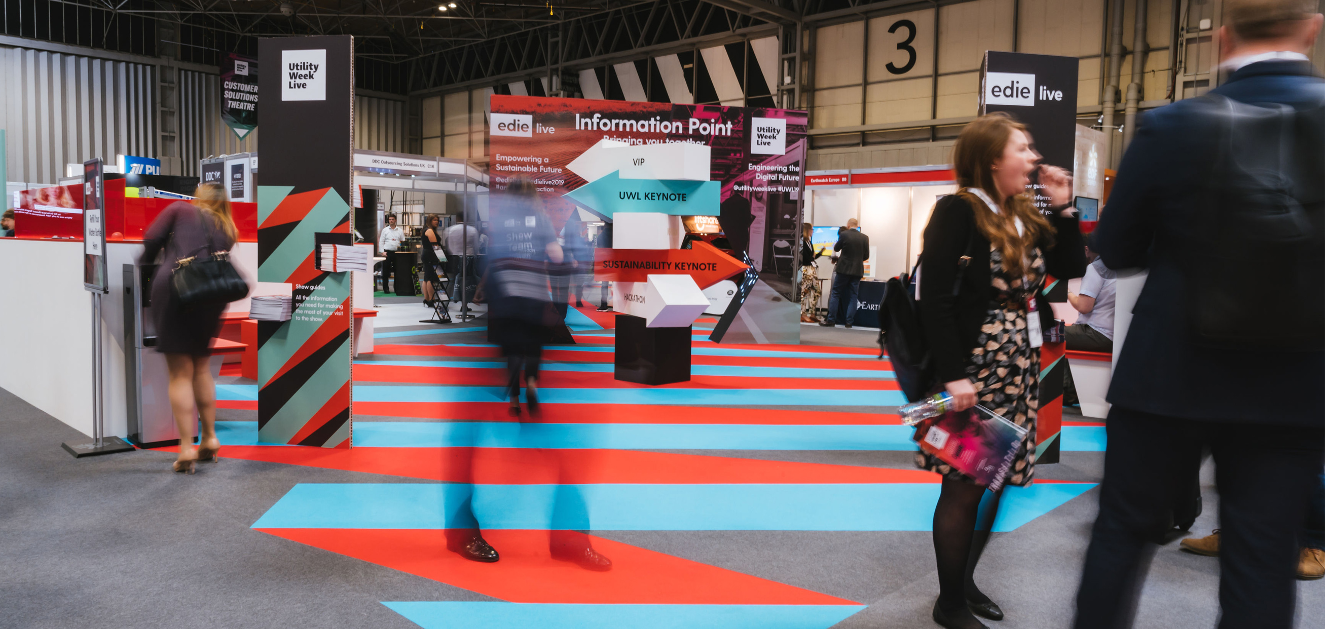 Utility Week Live 2019 Show Graphics