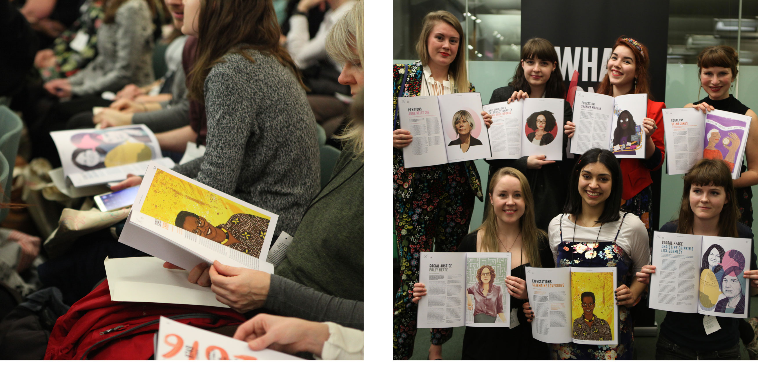 What Women Want report launch event